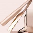 Stijltang - Krultang - 2-in-1 – Heat Protection – Styling - Krullen - Alle Haartypes – Voor Hoofdhaar – Haarstijler – Professioneel – Brons