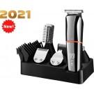 Tondeuse mannen haartrimmer- Professionele haartrimmer Mannenbaardtrimmer Precision Waterproof Precision Trimmer Multifunctioneel 6 in 1