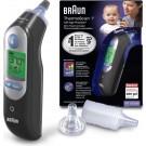 Braun ThermoScan 7 IRT 6520 Black Edition - Lichaamsthermometer