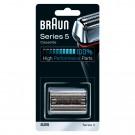 Braun KEYPART52SCOMBI Scheerhoofden Zilver